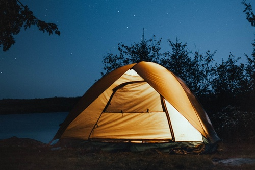 Is 'wild camping' legal in Scotland?